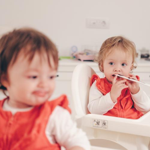 Diversification alimentaire chez l'enfant